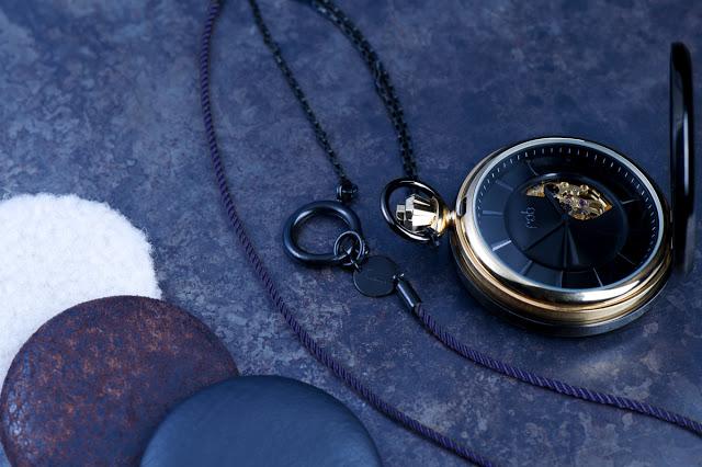 Préférence Actu: Fob relance la montre à gousset LF52