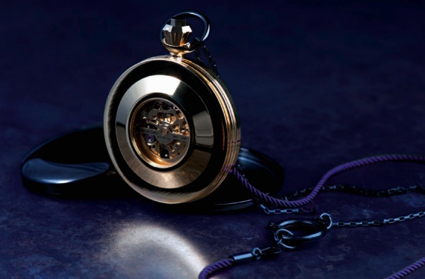 Bien connu Actu: Fob relance la montre à gousset DK09