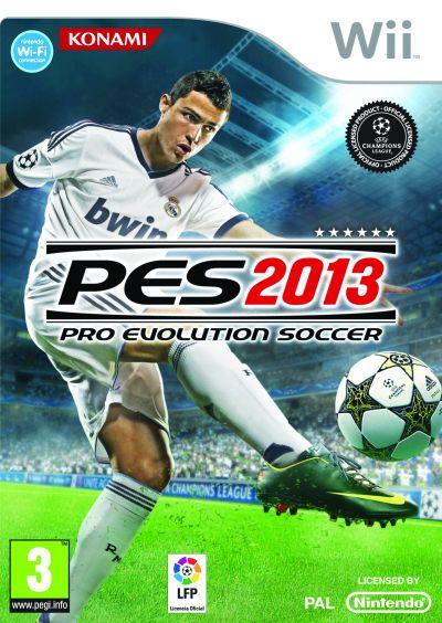 Pro evolution soccer 2013 [Wii][Español]