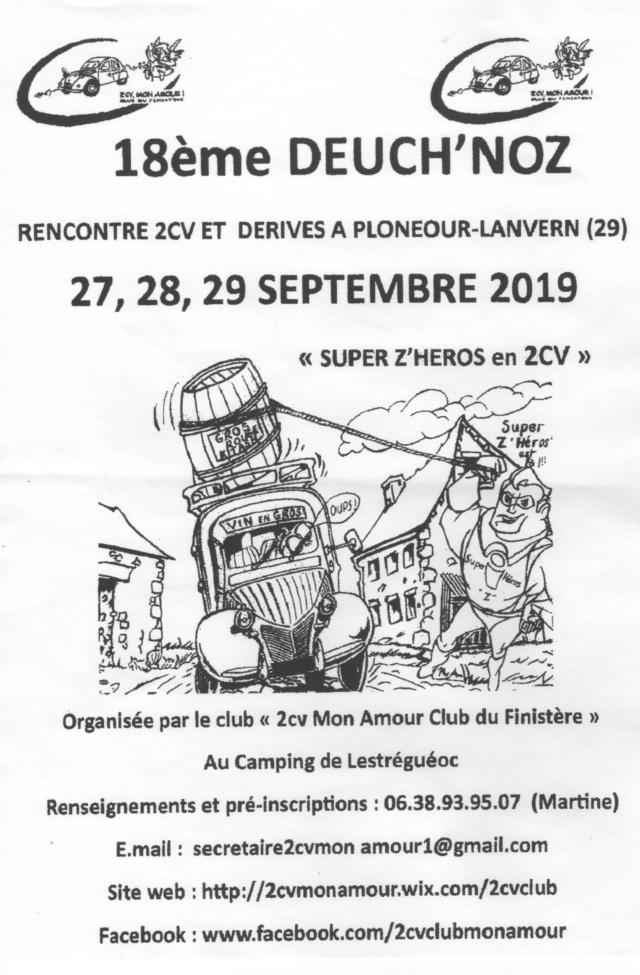 Deuch Noz 26,27 et 28 Septembre 2019 dans DERNIERES INFOS affich11