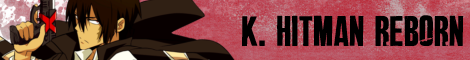 K. Hitman Reborn