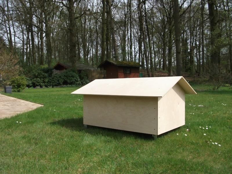 fertig villa robosafe gebaut von guennie. Black Bedroom Furniture Sets. Home Design Ideas