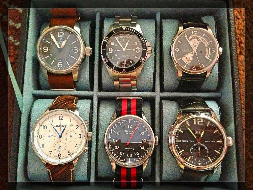 meilleur prix la clientèle d'abord en gros Coin des Affaires - Boite à montres Friedrich 23, 6 montres