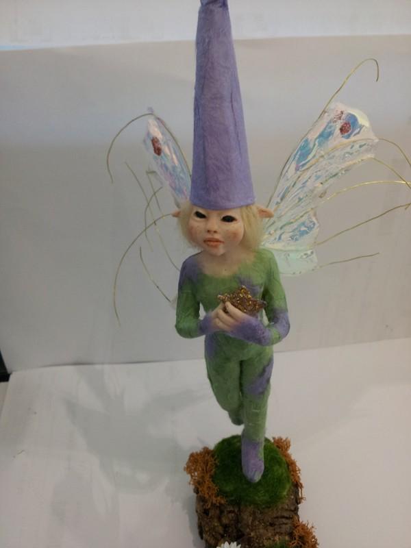 ooak baby fairy prosculpt star