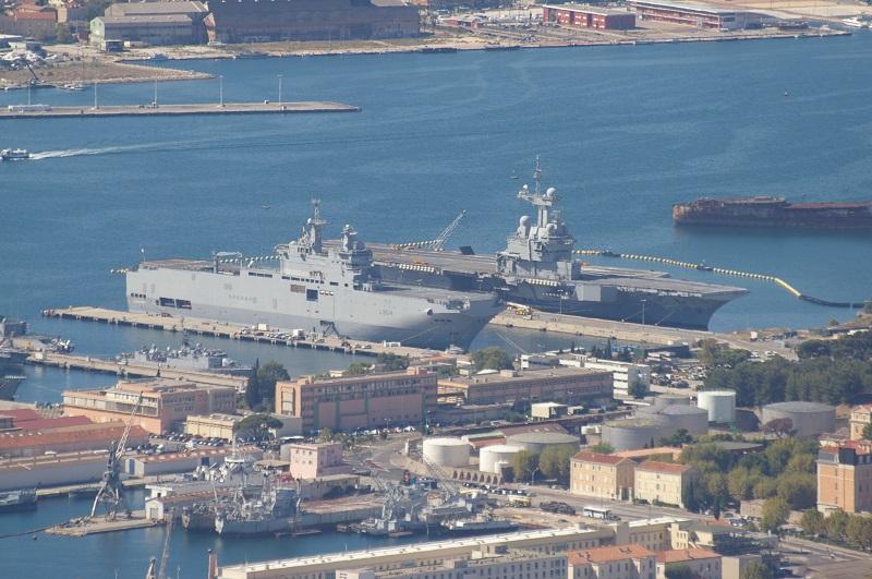 port militaire mouvements de b 226 timents dans la rade de toulon page 4