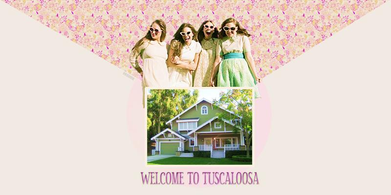 Bienvenue à Tuscaloosa