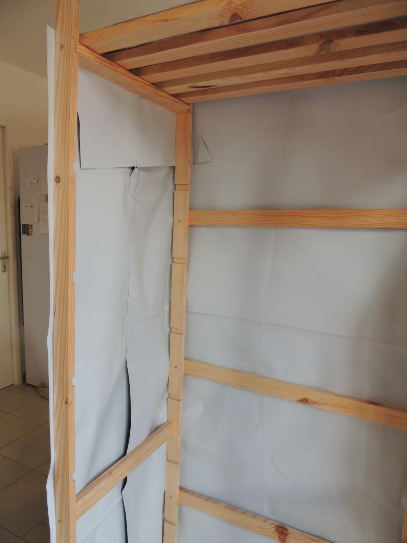 Fabriquer un placard de culture pour pas cher - Faire placard integre chambre ...