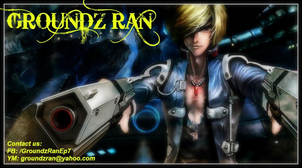 GroundZ Ran EP7