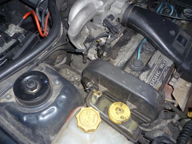 Problem mit Elektrik Einspritzanlage Escort! HILFE! - Ford