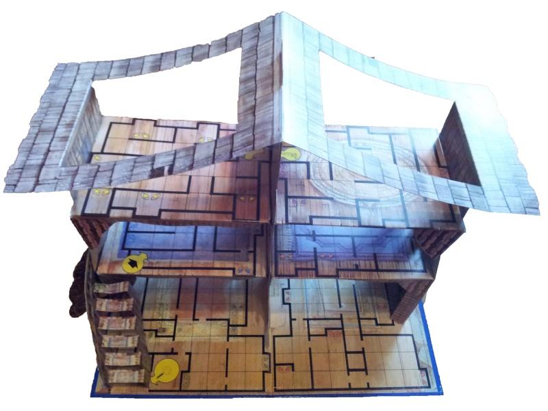 Casa dei fantasmi gioco