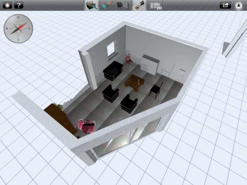conseil pour am nager un salon de 30 m2 avec base canap lc. Black Bedroom Furniture Sets. Home Design Ideas