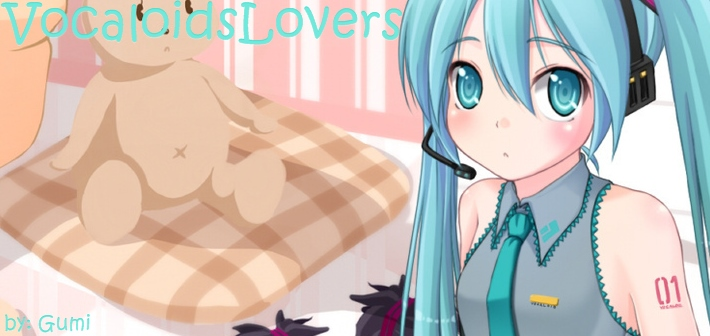 Vocaloids Lovers
