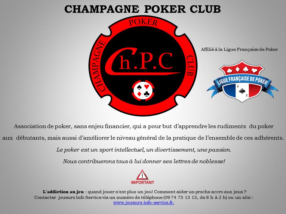 Champagne Poker Club